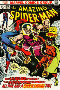 Cover Thumbnail for The Amazing Spider-Man (Marvel, 1963 series) #118 [Regular Edition]