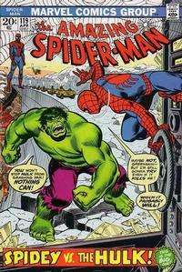 Cover Thumbnail for The Amazing Spider-Man (Marvel, 1963 series) #119 [Regular Edition]