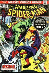 Cover Thumbnail for The Amazing Spider-Man (Marvel, 1963 series) #120 [Regular Edition]