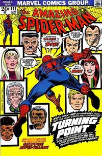 Cover Thumbnail for The Amazing Spider-Man (Marvel, 1963 series) #121