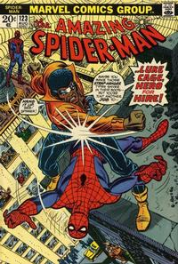 Cover Thumbnail for The Amazing Spider-Man (Marvel, 1963 series) #123