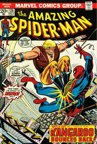 Cover Thumbnail for The Amazing Spider-Man (Marvel, 1963 series) #126