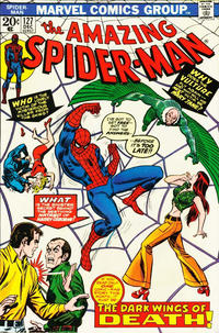 Cover Thumbnail for The Amazing Spider-Man (Marvel, 1963 series) #127
