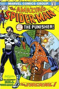 Cover Thumbnail for The Amazing Spider-Man (Marvel, 1963 series) #129