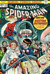 Cover Thumbnail for The Amazing Spider-Man (Marvel, 1963 series) #131