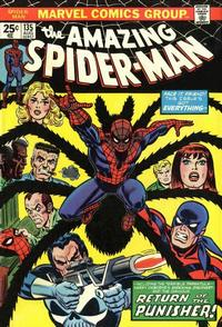 Cover Thumbnail for The Amazing Spider-Man (Marvel, 1963 series) #135