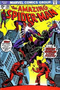Cover Thumbnail for The Amazing Spider-Man (Marvel, 1963 series) #136