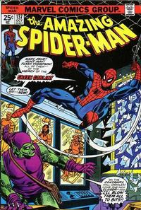 Cover for The Amazing Spider-Man (Marvel, 1963 series) #137