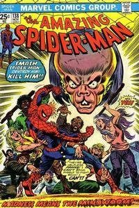 Cover Thumbnail for The Amazing Spider-Man (Marvel, 1963 series) #138