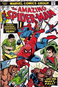 Cover Thumbnail for The Amazing Spider-Man (Marvel, 1963 series) #140