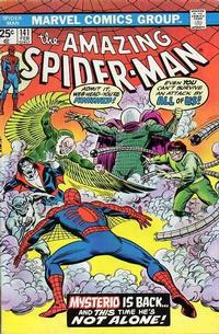 Cover Thumbnail for The Amazing Spider-Man (Marvel, 1963 series) #141