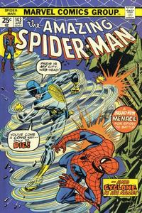 Cover Thumbnail for The Amazing Spider-Man (Marvel, 1963 series) #143