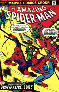 Cover Thumbnail for The Amazing Spider-Man (Marvel, 1963 series) #149