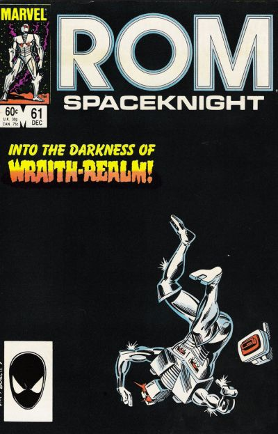 Cover for ROM (Marvel, 1979 series) #61 [Direct Edition]