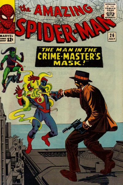 Cover for The Amazing Spider-Man (Marvel, 1963 series) #26