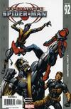 Cover for Ultimate Spider-Man (Marvel, 2000 series) #92