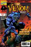 Cover for Venom: The Finale (Marvel, 1997 series) #1