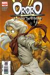 Cover for Ororo: Before the Storm (Marvel, 2005 series) #1