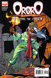 Cover for Ororo: Before the Storm (Marvel, 2005 series) #2