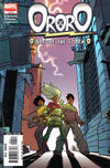 Cover for Ororo: Before the Storm (Marvel, 2005 series) #4