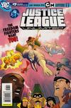 Cover for Justice League Unlimited (DC, 2004 series) #17