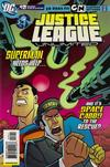 Cover for Justice League Unlimited (DC, 2004 series) #18