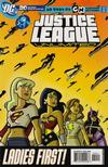Cover for Justice League Unlimited (DC, 2004 series) #20