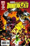 Cover for Thunderbolts (Marvel, 2006 series) #100