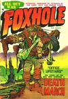 Cover for Foxhole (Mainline, 1954 series) #3