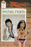 Cover for Rhaj (MU Press, 1990 series) #2