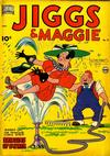 Cover for Jiggs and Maggie (Pines, 1949 series) #15