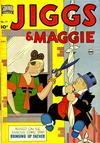 Cover for Jiggs and Maggie (Pines, 1949 series) #17