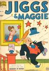 Cover for Jiggs and Maggie (Pines, 1949 series) #18