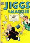Cover for Jiggs and Maggie (Pines, 1949 series) #20