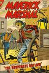 Cover for Maverick Marshal (Charlton, 1958 series) #6