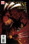 Cover for Wolverine: Origins (Marvel, 2006 series) #1 [Turner Cover]