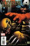 Cover for Wolverine: Origins (Marvel, 2006 series) #4 [Quesada Cover]