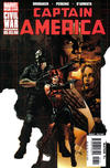 Cover for Captain America (Marvel, 2005 series) #17