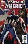 Cover for Captain America (Marvel, 2005 series) #18