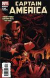 Cover for Captain America (Marvel, 2005 series) #20