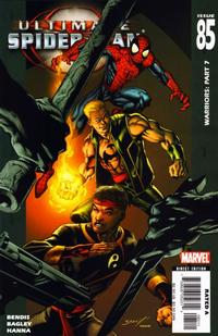 Cover Thumbnail for Ultimate Spider-Man (Marvel, 2000 series) #85