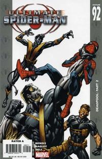 Cover Thumbnail for Ultimate Spider-Man (Marvel, 2000 series) #92