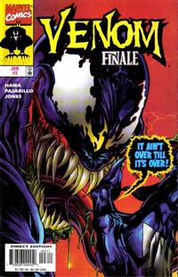 Cover Thumbnail for Venom: The Finale (Marvel, 1997 series) #3