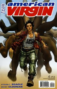 Cover Thumbnail for American Virgin (DC, 2006 series) #2