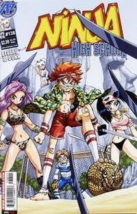 Cover Thumbnail for Ninja High School (Antarctic Press, 1994 series) #138