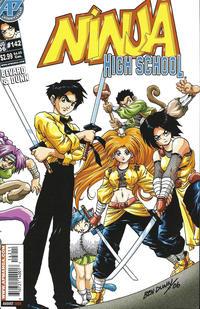 Cover Thumbnail for Ninja High School (Antarctic Press, 1994 series) #142