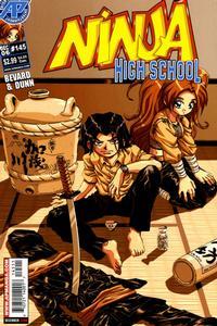 Cover Thumbnail for Ninja High School (Antarctic Press, 1994 series) #145
