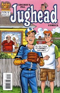 Cover Thumbnail for Archie's Pal Jughead Comics (Archie, 1993 series) #174