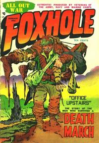 Cover Thumbnail for Foxhole (Mainline, 1954 series) #3