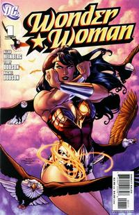 Cover Thumbnail for Wonder Woman (DC, 2006 series) #1